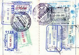 Antes de la Primera Guerra Mundial el pasaporte no eraobligatorio.