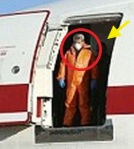 traslado en avion bilbaino