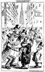 caricatura Karl Marx