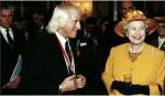 Jimmy y la reina Isabel