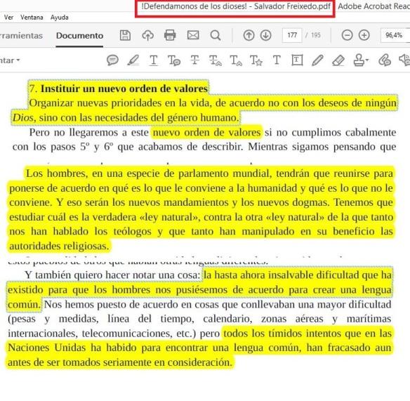 Salvador Freixedo, entre el bien y el mal | Un Técnico