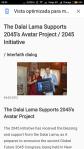 Dalai Lama apoya el transhumanismo
