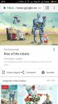 Portada The Economist Transhumanismo Rise of the robots