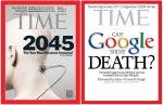 portadas TIME sobre transhumanismo