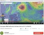 019 huracan sobre New York