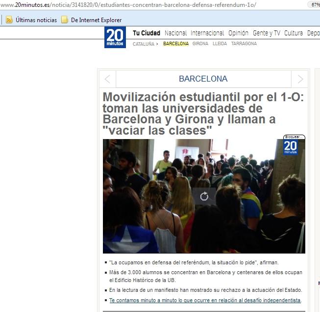 Movilizacion estudiantil 22 09 17
