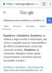 006 diferencia entre esotérico y exotérico