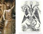 026 comparativa el Cristo de Steiner y el diablo de Mendes