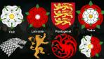 antiguos linajes reales ingleses