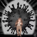 000 coronavirus bola Indiana Jones