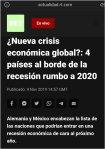 031 crisis economica 2020 coronavirus