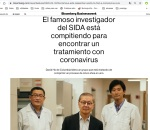 091 investigador SIDA vacuna coronavirus