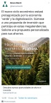 020 banca March economia verde