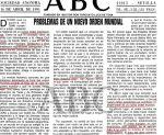 ABC Nuevo Orden Mundial
