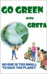 032 Greta verde
